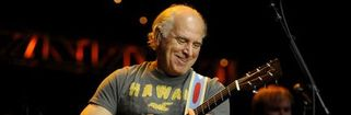 Jimmy Buffett certainly is full of gratitude!