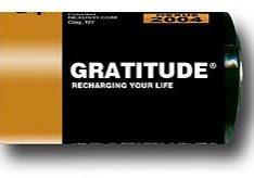 Gratitude Battery